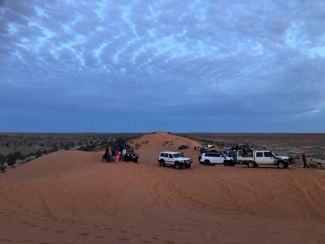 Thumbnail for Our trip through the Simpson Desert
